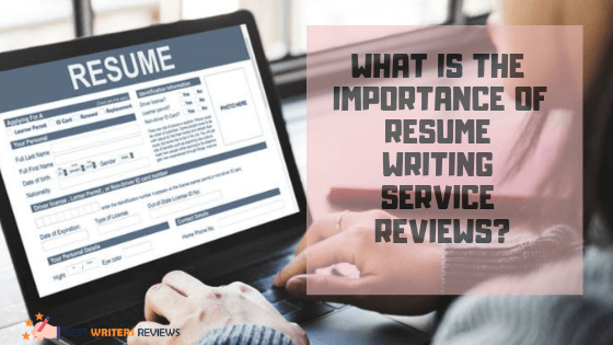 why you should give importance to resume writing service